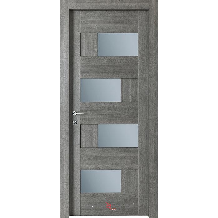 Porte interne in legno olbia porto cervo il serramento - Porta a libro bianca ...