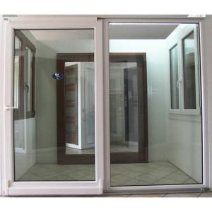 porta finestra scorrevole pvc olbia