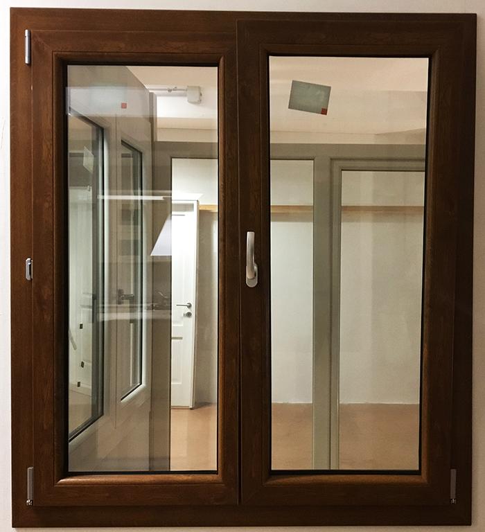 Finestre e porte finestre in pvc olbia porto cervo for Porte e finestre pvc