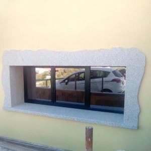 finestre in pvc per seminterrato