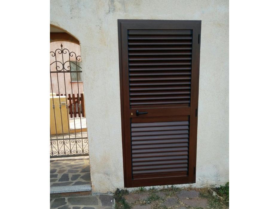 porta persiana alluminio